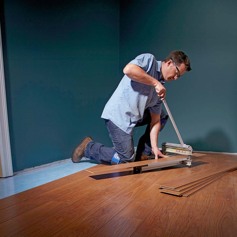 Construction flooring software