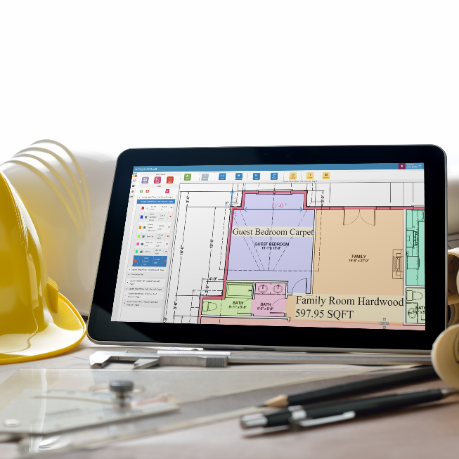 Why square takeoff is the easiest construction online takeoff software on the market